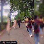 Repost @hopia_quenito Strolling in Central Park 👫🌳🍃🗽💕 ASAPLiveInNewYork ©klarissedguzman #PushAwardsLizQuens https://t.co/vyG9LfZfTM