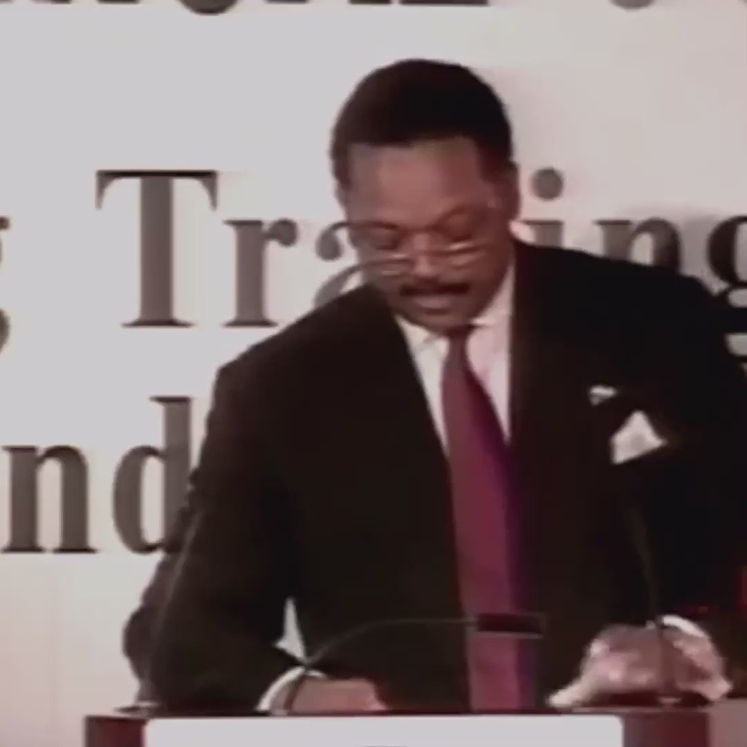 Doesn't fit the MSM narrative - so they wont share what @realDonaldTrump did for Jesse Jackson in 1999 - so I will! https://t.co/qzbyxOsruU