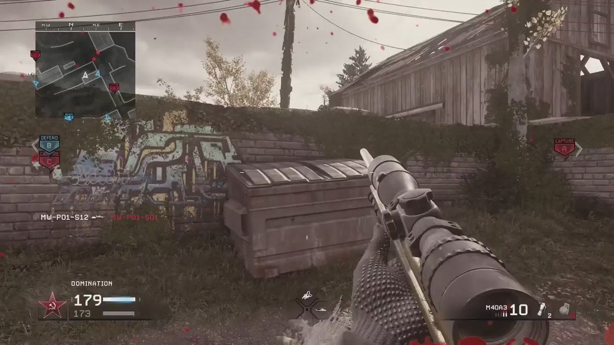 Maybe I still got it... #CoD4Remastered https://t.co/PC87ZJB2Cn