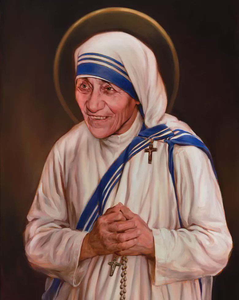 St. Mother Teresa pray for us.  #MotherTeresa #Catholic https://t.co/1hbzrvCU2d