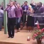 When a white church hires a black choir director 💀💀 https://t.co/qc9ZOPDxTQ