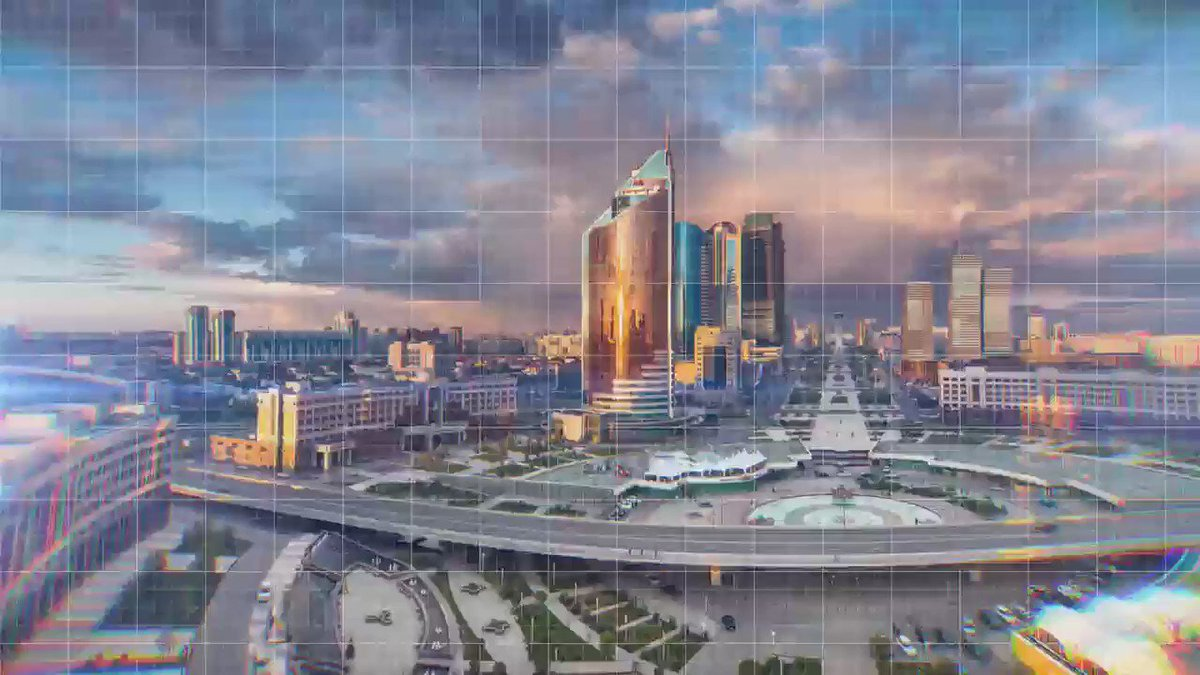 Казахстан за 60 секунд. 35 часов полета, 28000 км, 40 городов и сёл, 158 объектов, встреч и совещаний #pmkz https://t.co/uxIaDqynjr