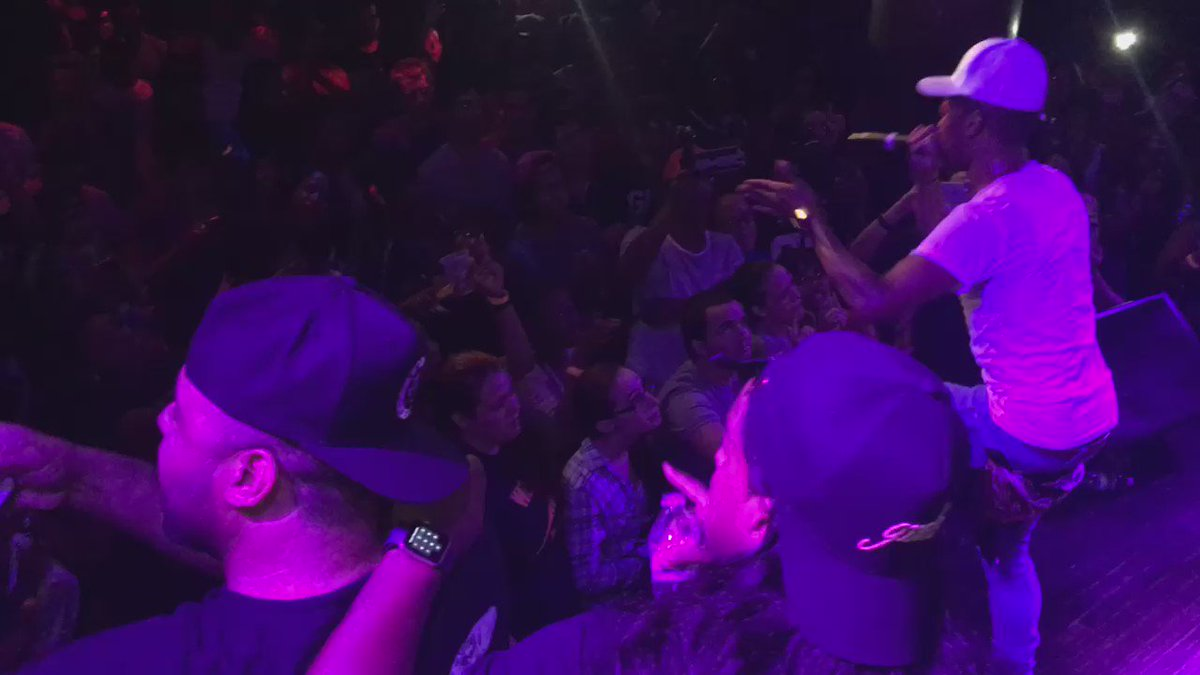 .@DevvonTerrell Shut Down @SOBs Tonight #WhySoSerious https://t.co/V5cULln1A6