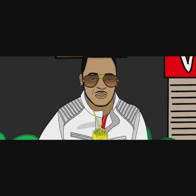 Brand New cartoon video coming soon!!! Adjust The Bass ft @RealTurfTalk & @E40 https://t.co/EjdzxmmAUg