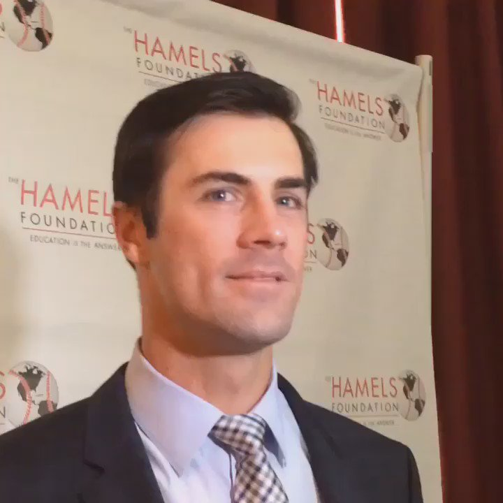 Cole Hamles' character is outstanding on and off the field! #VoteHamels for the 2016 Roberto Clemente Award! https://t.co/0HX6PThWFE