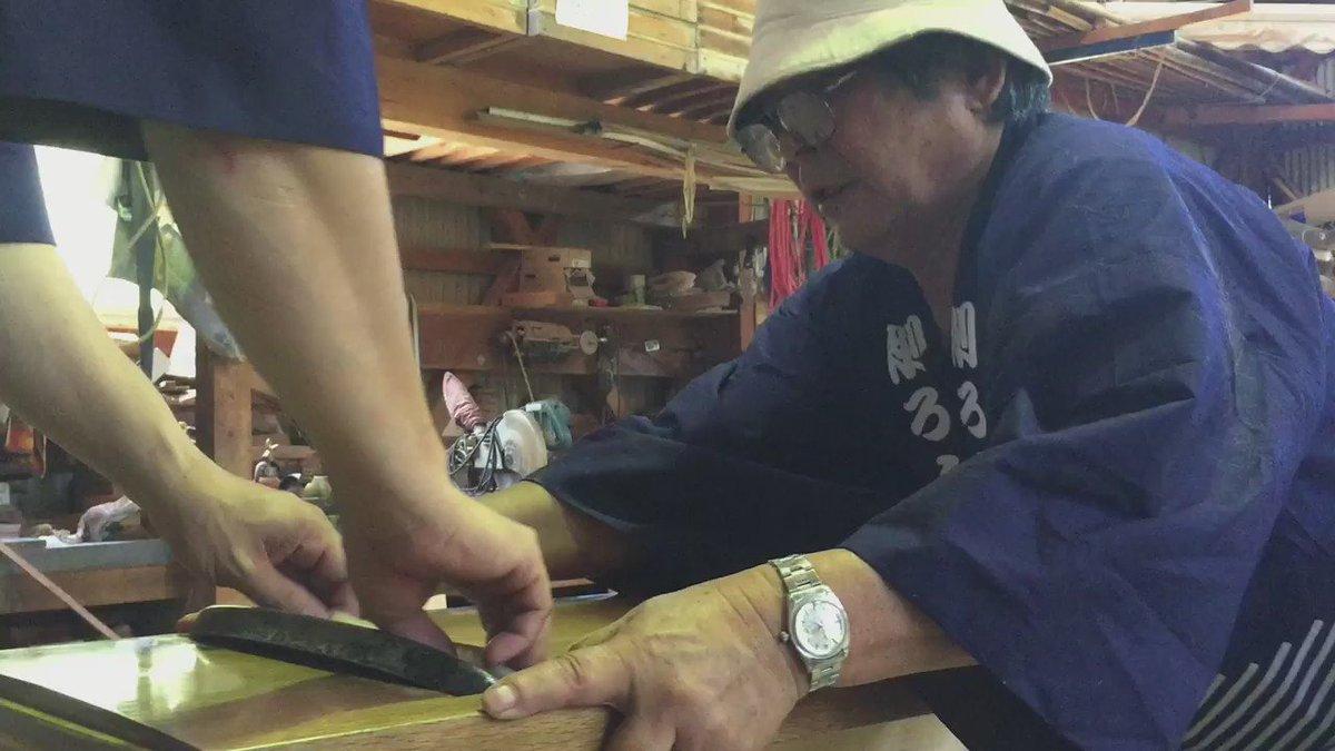 【動画】日本中の卓越した「職⼈技」を一気に集めた日産「キャラバン」のWEB限定ムービーを公開しました! #キャラバニスト #Caravan https://t.co/h70bkrbjgv https://t.co/3dZTYYq3Xq
