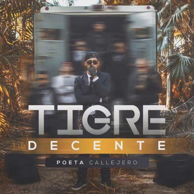 Tigre Decente (Album) By Poeta Callejero https://t.co/6ydk8C3m6G compralo a la venta y @PoetaCalle @UniversalMusica https://t.co/IIJB42Wr1G