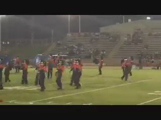 #BREAKING Video from Selma High School tonight where witnesses heard gunshots during a game (Video: Chris Ruff) https://t.co/L2GdAE5HQa