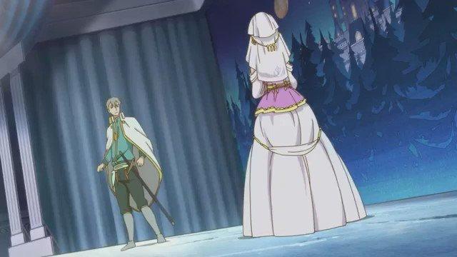 【赤髪の白雪姫】 ゼンーーー!! いちいち反応がかわいい そしてかっこいいい #赤髪の白雪姫