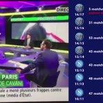 Cavani 9buts en 5 matchs @Francesca_Cheka..Cette séquence te fera perdre le peu de crédibilité que tu as. #PSGFCGB https://t.co/LIRFyOdmx1