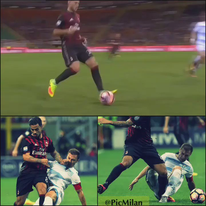 Suso vs. Lazio https://t.co/ZIXpTOhoKA