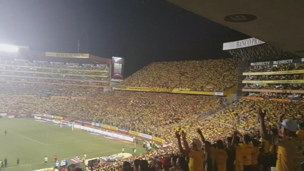#BarcelonaSC Vamos muchachos! Ganamos una final mas, con humildad rumbo al objetivo! https://t.co/4QL6Kpi15K