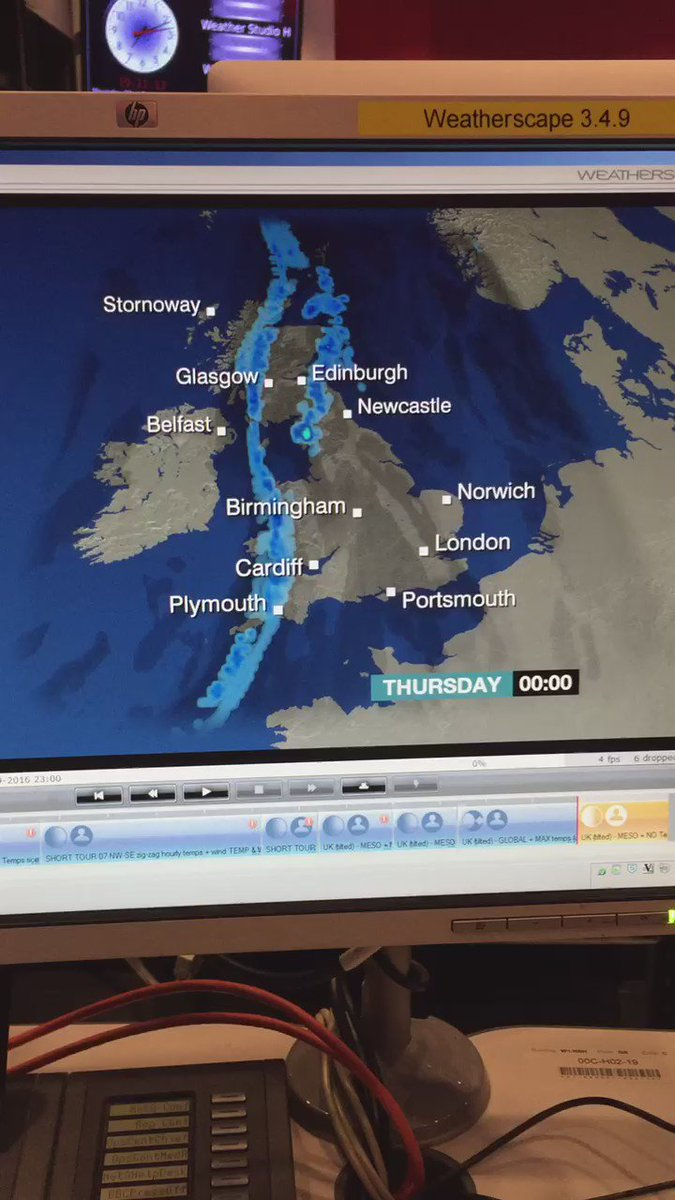 Literally putting #Hull on the map @2017Hull @bbcweather https://t.co/6bXqxtHdHl