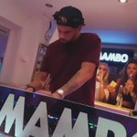 Piece Of Me 🎶🎶🎶 @MarcKinchen @pacha #insane preparty #cafemambo #ibiza https://t.co/aTtNAopRJ5