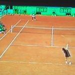 Legendary point between Serena and ASV. https://t.co/t0WxLD9Rhj