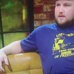 John Connors remembers the 1981 Hunger Strikers on The Late Late Show wearing a Long Kesh t-shirt. Hero. 🇮🇪👏 https://t.co/oTN2ZuOUS3