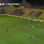 Así fue el gol de Coniglio para el 3-0 de Olimpo sobre Godoy Cruz. https://t.co/1ctOPM9Cp6