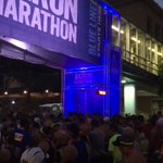 And they are off! #RunAkron #ACHero https://t.co/w8eTqs0EsP