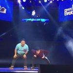 #HashtagsTheRoadTripConcert Nikko and Nonongs dance prod 😉 https://t.co/mKCexjW6Dp