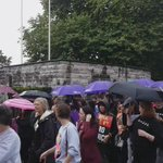 Finally moving off. Huge march #marchforchoice #repealthe8th https://t.co/O2SiUXLBeg