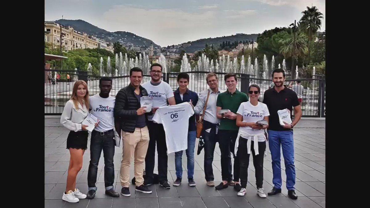Vous étiez très nombreux aujourd'hui partout en France à présenter notre projet #ToutPourLaFrance. Merci à tous !