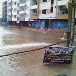 This happened in Nizampet in #Hyderabad https://t.co/KmPDOewBKh