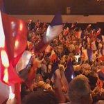 Ce soir, magnifique ferveur au Palais des congrès de #Perpignan pour @NicolasSarkozy ! #ToutPourLaFrance https://t.co/GuDxpiMDKY
