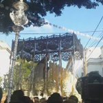 Sones de Rocío a la Virgen de la Paz antes de encarar la calle Brasil | #CoronacionPazSevilla https://t.co/jFFlqo3yme