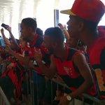 Vitória aguarda a chegada do Mengão! Amanhã tem #FLAxCRU no Klebão com ingressos esgotados! https://t.co/2LiLX7wI5v