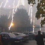 """на фестивале """"круг света"""" около МГУ по чьей-то рукожопости чуть не случился последний день помпеи адок! https://t.co/Y0Tg47EVwl"""