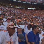 14 in the 3rd quarter for Tennessee. Weve got a game on Rocky Top. #Vols #UTvsUF https://t.co/O86qJEaQuJ