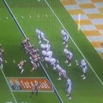 Touchdown again! Dobbs keeps it for 5 yards and powers his way in. Vols up 38-21 in the 4th https://t.co/X1bbBD8UHs