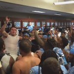 This is what 1-0 in the ACC after a last second win at home looks like!  #RaiseUpCarolina https://t.co/eAMNWk7cZU