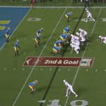 The touchdown that won the game for #Stanford! #STANvsUCLA https://t.co/QQrHGqu9qZ