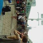In #Brighton yesterday @iamwill @apldeap @TabBep @mj_willchanpe  @LydiaLucy #Incredible https://t.co/xR9NRK0d14