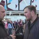 hahahaah look what West Ham fans have turned in to https://t.co/G5f8JtNeW1