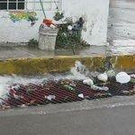 Por la basura #Xalapa varias vialidades resultaron inundadas @uoperativapcxal @VialidadXalapa https://t.co/o7k4i9hOKV