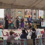 Esto es hoy en Bellas Artes... Mañana 26/09/16 Gran marcha a dos años 😡 #Ayot2inapa #AyotzyMiles243 https://t.co/7wJYhnH3se