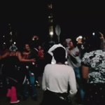Indigenous Games at the Night Vigil for Free Education #UPshutdown #Occupy4FreeEducation #FreeEducationNow https://t.co/MKiTPJ7XsT