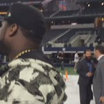 On the field @50cent says he is a #Cowboys fan. @SNFonNBC https://t.co/ixSI87Qtrc