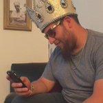 ¡El rey @DonChodis  ya designó padrino para el #EntelMediaFest. ¡El número 1 de Perú, @whatdafaqshow! https://t.co/NQVfOFiv9K