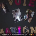 Trotwood juniors, vote me for homecoming princess👑✨❣ https://t.co/ylY0vOf1p7