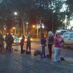 Maestros inician bloqueos en diversos puntos de #Xalapa esto es Sria de Finanzas @televisaxalapa  @televertv https://t.co/GIcr7gPJ2J
