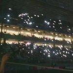 Só a torcia do @atletico é capaz de fazer um espetáculo desse. #UnidosPorUmIdeal #galo #AquiéGalo #EuAcredito https://t.co/gzLajPcYI1
