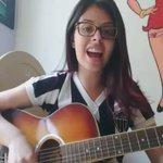 """Saiu galera, nova música do Galo """"ETERNAMENTE""""🎶🎶, na voz da Paula Alves.. Essa é pra pegar em.. #Galo 🐔 https://t.co/VFZGKEGsrr"""