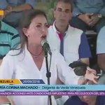 """Maria Corina: El revocatorio es este año 2016 o llegó la hora de la desobediencia cívica nacional"""" @VenteVenezuela https://t.co/fnZxXX9XbD"""