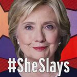 Lets do this!!! #debates #debates2016 #sheslays #imwithher https://t.co/DEov1npSlJ
