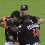 """""""For José, up there."""" ☝️️ #JDF16 https://t.co/kbA9DuNXX2"""