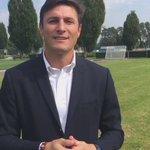 Da leggenda a leggenda: gli auguri a Francesco #Totti di @javierzanetti, bandiera dell@Inter  #Totti40 #Zanetti https://t.co/8CjsgiiG0Q