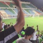 #المدرج_الأخضر جنون كرة القدم #صحار   مبروك صحار الفوز المستحق على #الرستاق https://t.co/zkj8QQHd0q